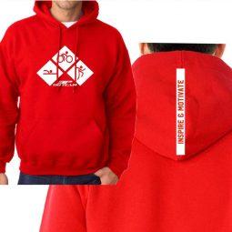 Hoodie Jacket Red