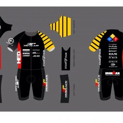 Two-Piece Triathlon Kit